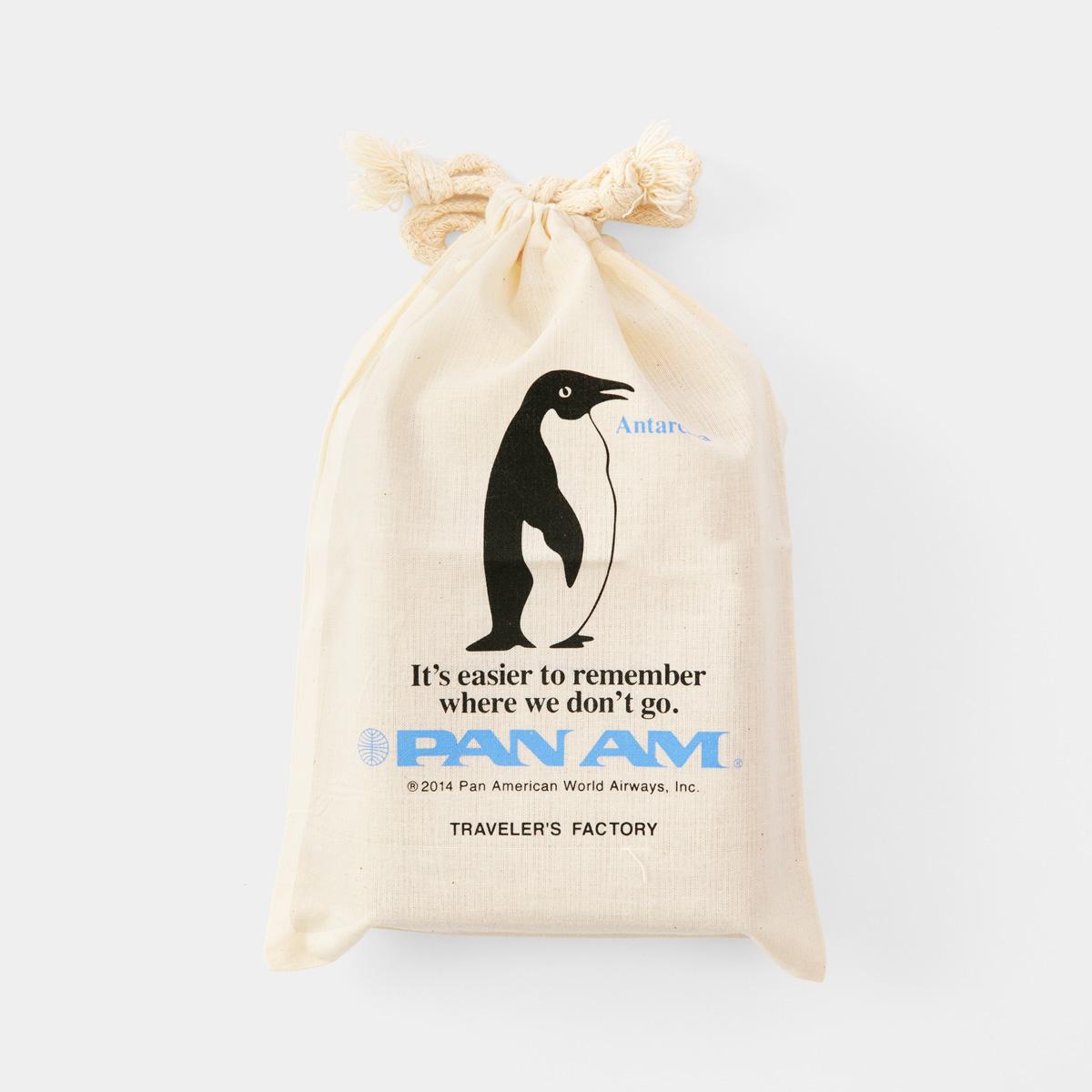 TF コットンバッグ<M> パンナム ペンギン