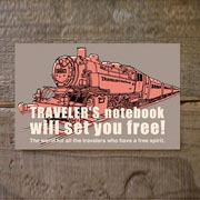 TF ポストカード TNB トレイン柄 (07100074)