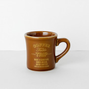 TF マグ コーヒーテーブルトリップ 茶