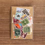 海外使用済み切手 (07100448)
